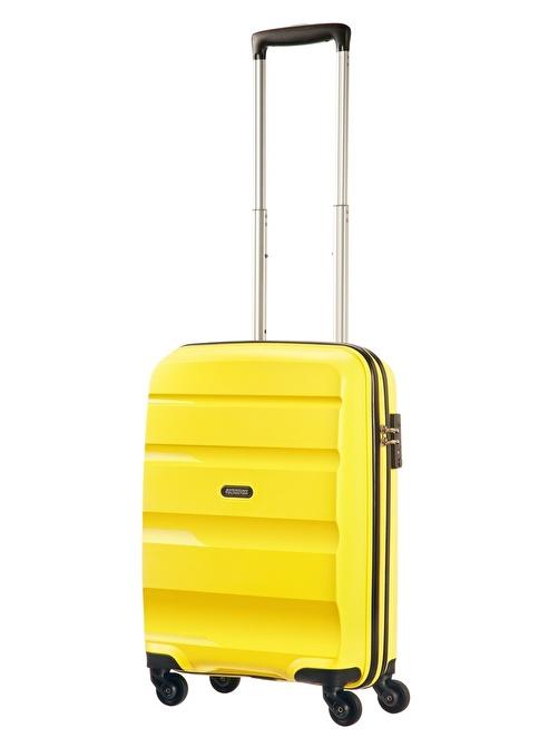 American Tourister/Samsonite Kabin Boy Valiz Sarı